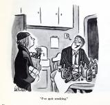 Cartoon from Ed Fisher's First Folio
