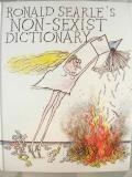 Ronald Searle's Non-Sexist Dictionary (1988)
