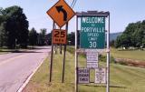 Portville, New York
