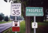 Prospect, Ohio