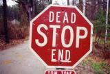 Dead Stop End (Leverett, MA)