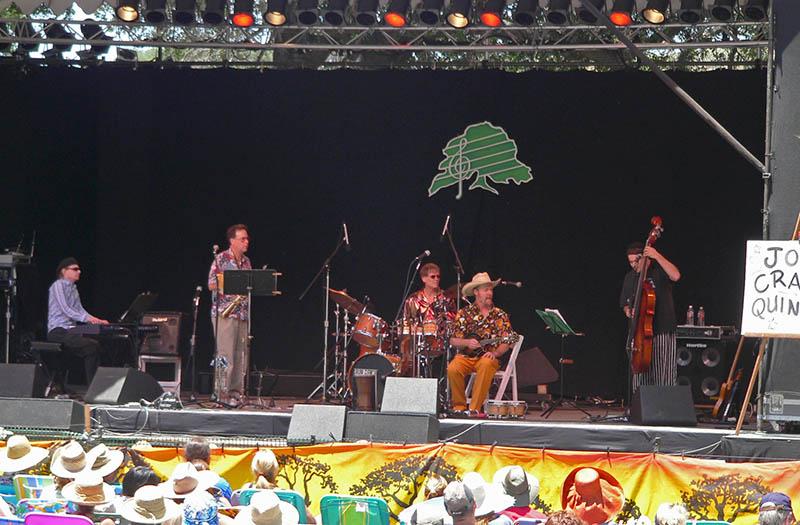 Joe Craven Quintet