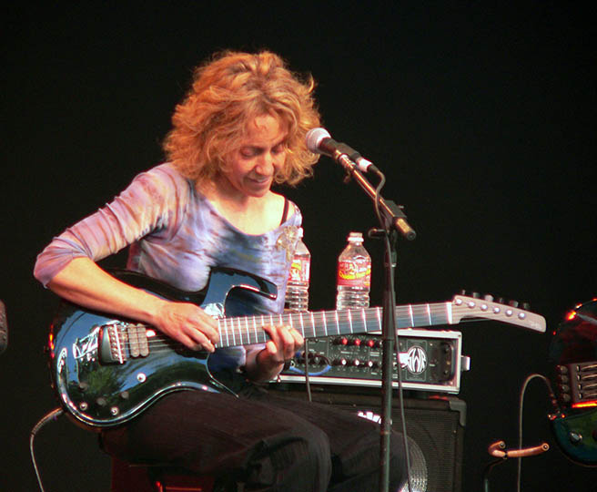Blame Sally guitarist