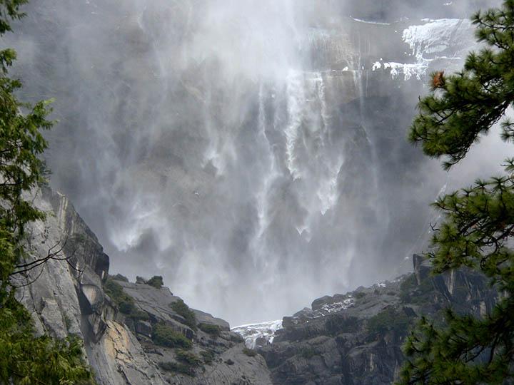 Mist (Yosemite Falls)