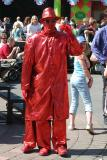 Red man (with three red legs)