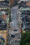 August 28: Hantverkargatan, Stockholm