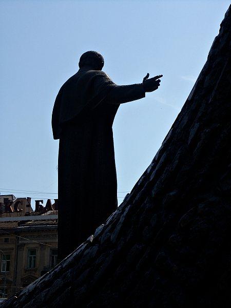 Taras Shevchenko Monument