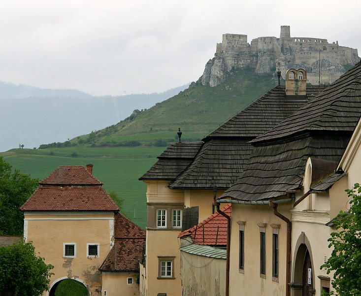 Spišská Kapitula and Spišský hrad