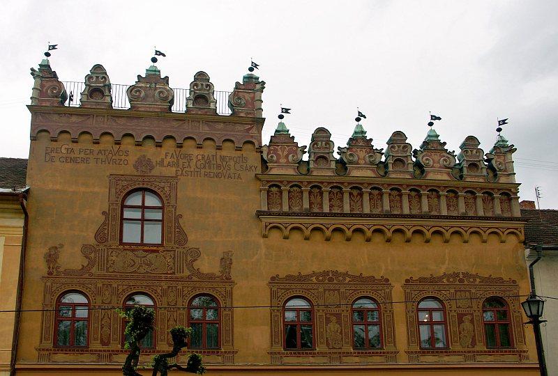Levoča - Thurzov Dom