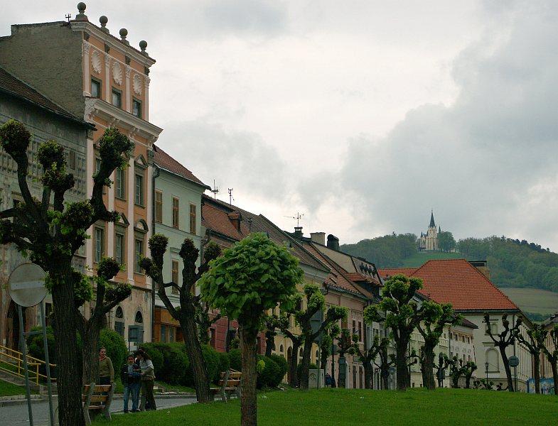 Levoča - Majster Pavol Square