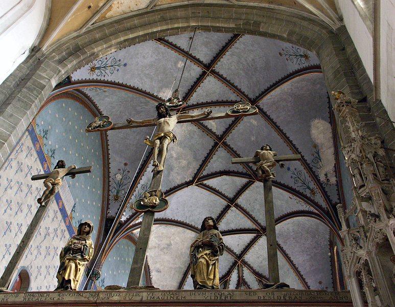 Bardejov - St. Egidius Cathedral