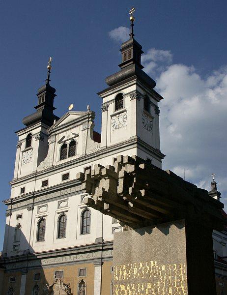 Trnava - Church of John the Baptist