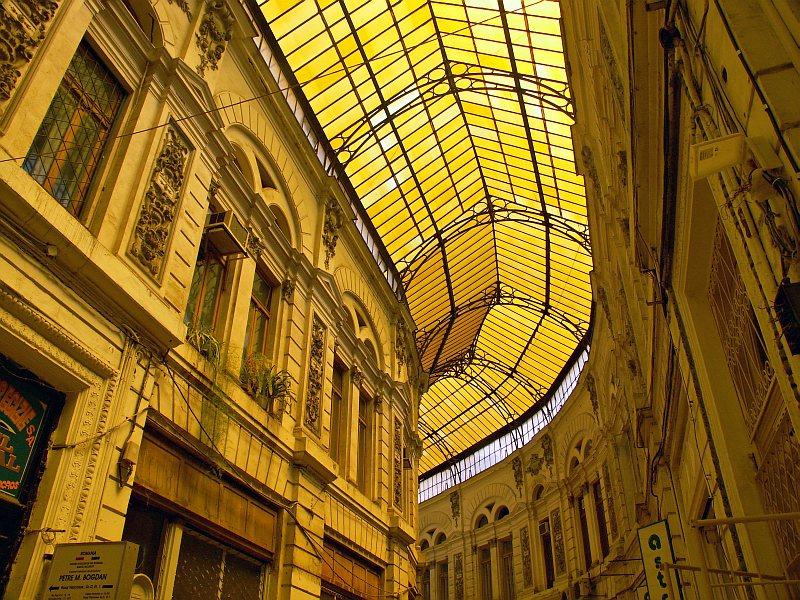 Bucharest - Villacros Arcade
