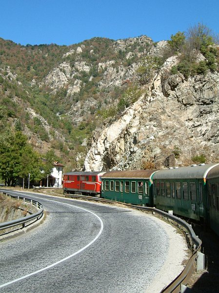 Velingrad Gorge