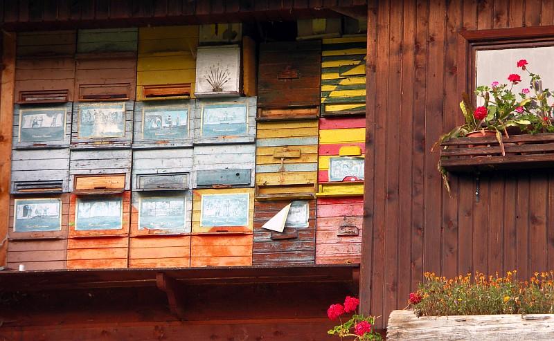 Beehive, Srednji Vrh