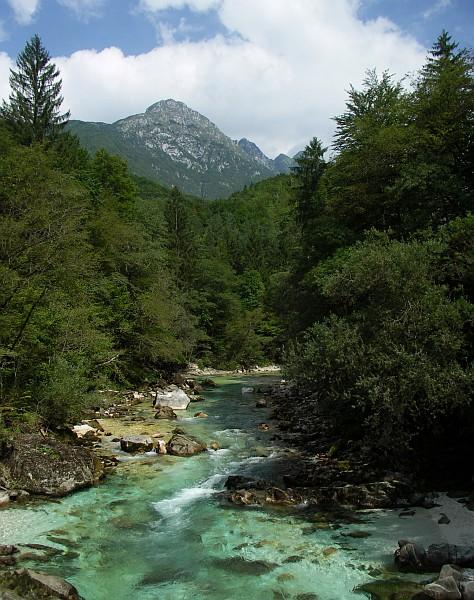 Near Bovec