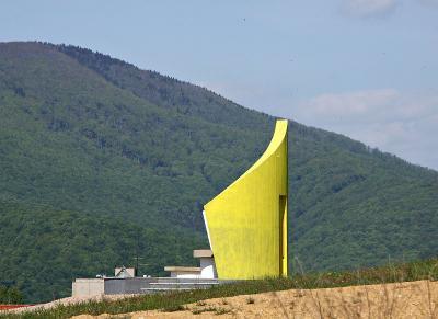 Rožňava - Papal Monument