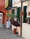 After the rain, Burano