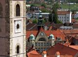 Ptuj and Maribor