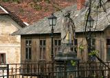 St John statue, Škofja Loka