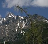 On the Tatranská Magistrála trail
