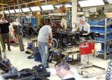 Attaching the axles, springs & shocks