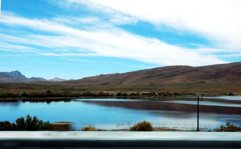 Upper Pahranagat Lake...