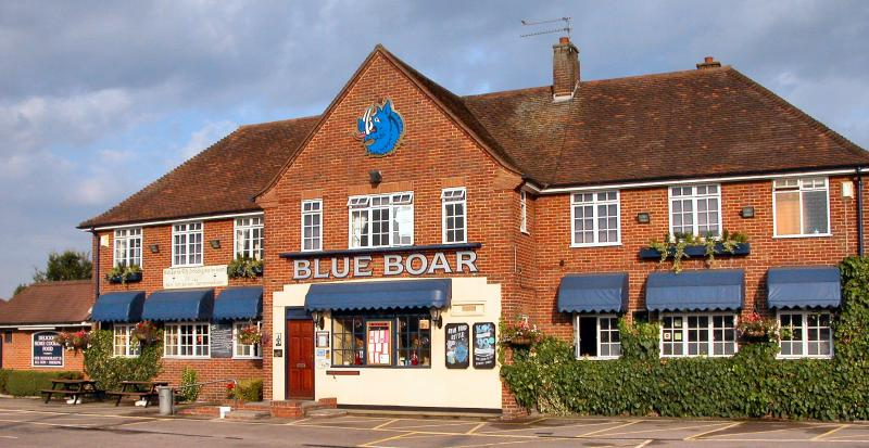 The Blue Boar Sprowston