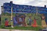 Oxford Street mural