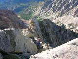 Climbing Mount Emerson, Aug 2005