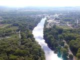 The mighty Wolf River
