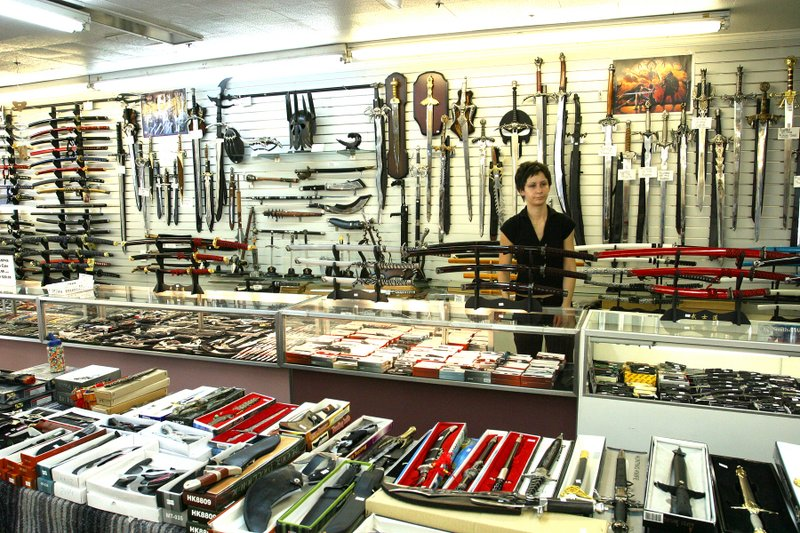 Knives and Swords for Sale