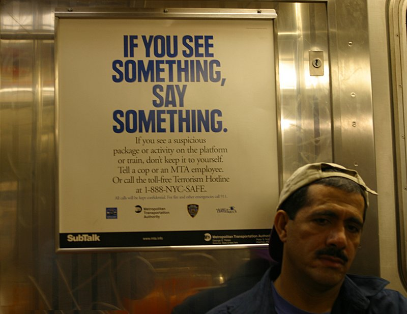 Ask the subway commuter -- are we safer?