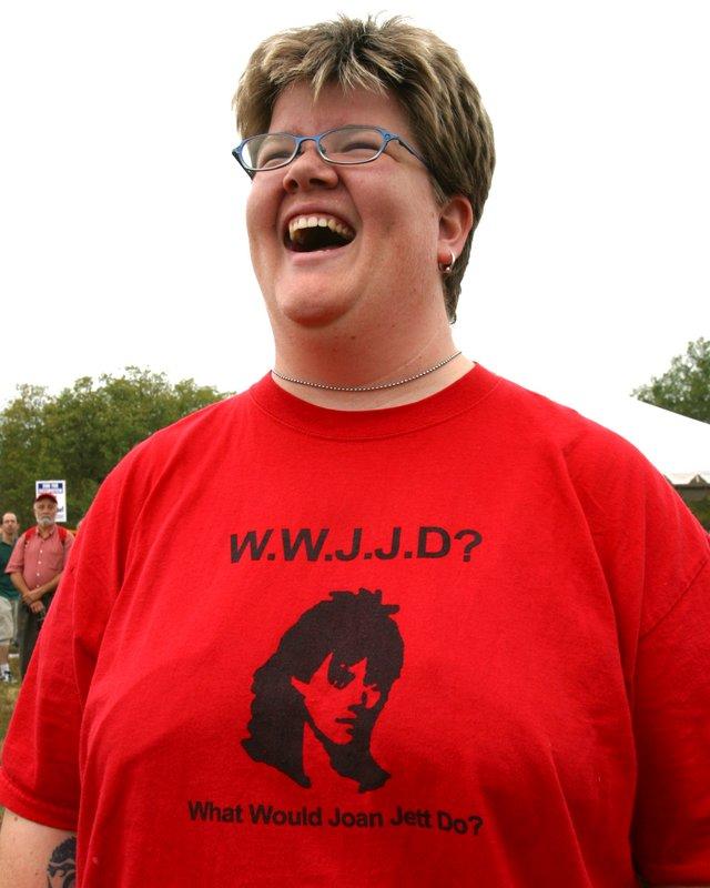 WWJJD  --  Joan Jett?