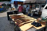 Guns For Sale at flea market