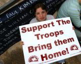 Sister of Soldier in Iraq