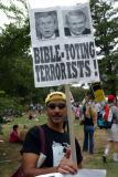 Bible toting terrorists
