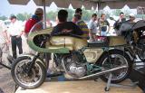 Green Frame 750SS