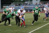 Seton Catholic Central High School's Varsity Football Team vs Deposit