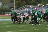 Nick DePofi fighting for yards during a kickoff return