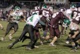 Dan Brehl tackling the RB