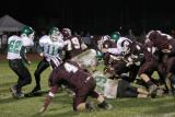 Andy Fassold & Jeremy Sedelmeyer tackling the RB