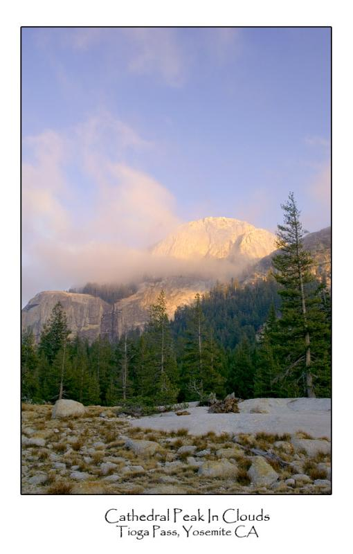Cathedral Peak In Clouds.jpg   (Up To 30 x 45)