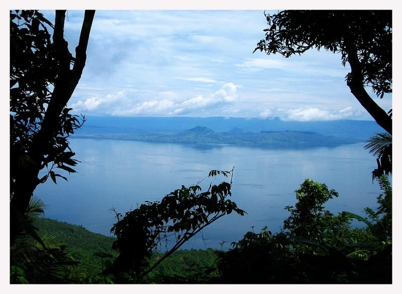 Taal view from our Grandfathers Land