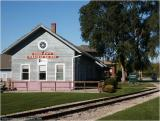 Milwaukee Road Depot, Sauk City, Wisconsin.jpg