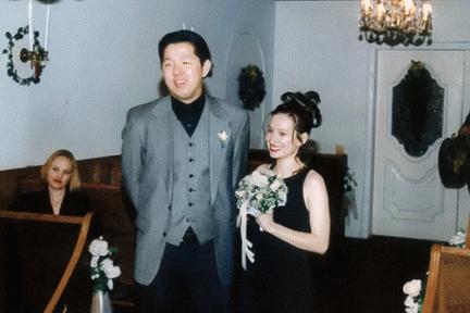 Peter and Inessas Wedding