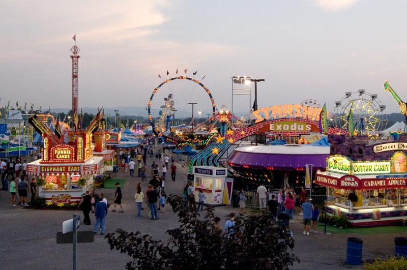Western North Carolina State Fair