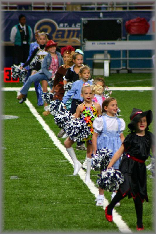 Rams Jr Cheerleaders (3)