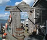 Wharf Doorway