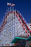 1924 big dipper roller coaster
